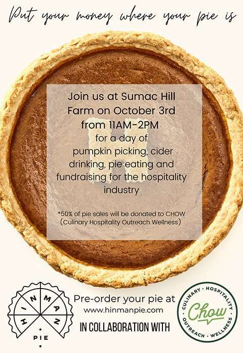 Pumkin Pie Image for Fundraiser